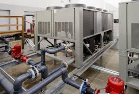 Commercial-air-cooled-chiller
